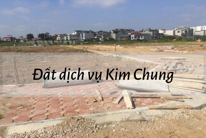 Đất dịch vụ Kim Chung