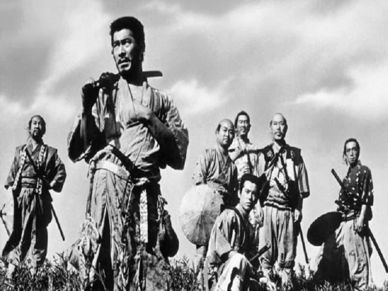 Những bộ phim cổ trang Nhật Bản kinh điển hay nhất